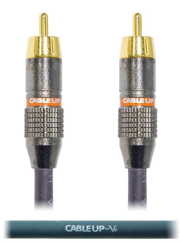 50 ft RCA Male to RCA Male Video Cable