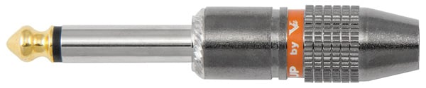"""Cable Up by Vu 14TSM-C 1/4"""" TS Male Connector 14TSM-C"""