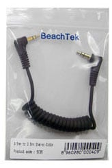 Cable, 3.5mm to 3.5mm, Replacement