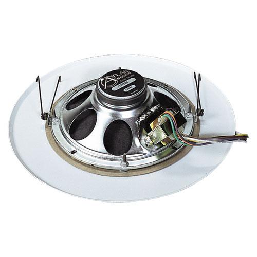 Pre-assembled baffle, 5 oz. Loudspeaker, 25/70.7V-4W xfmr/T62-8