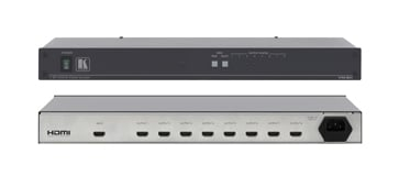 1:8 HDMI Distribution Amplifier