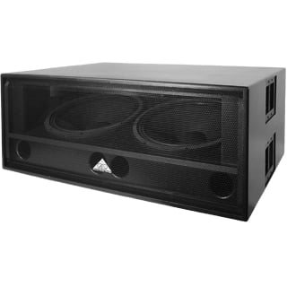Subwoofer with Handles, No Pole Mount