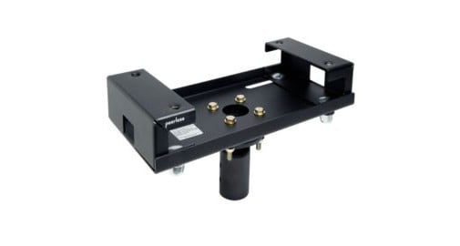 "1"" Multi-Display Bracket for 7""-12"" W I-Beam with Decoupler"