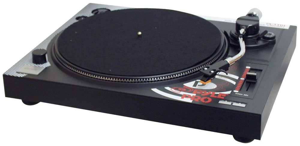 Professional Belt-Drive Turntable