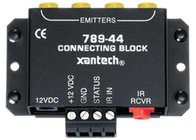Connecting Block & Power Supply RP