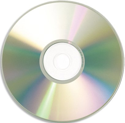 Silver DVD-R, Sold per Disc