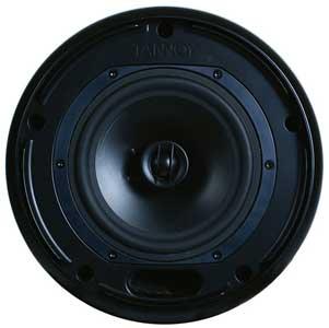 Tannoy OCV6-W Pendant Speaker, White, 001-6061 OCV6-W