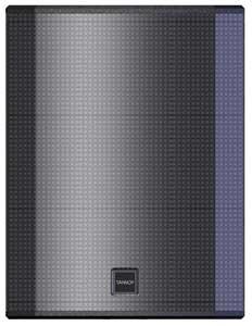 """12"""" Speaker Black, 8001-6370"""