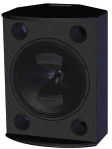 """15"""" Speaker, White, 8001-6401"""