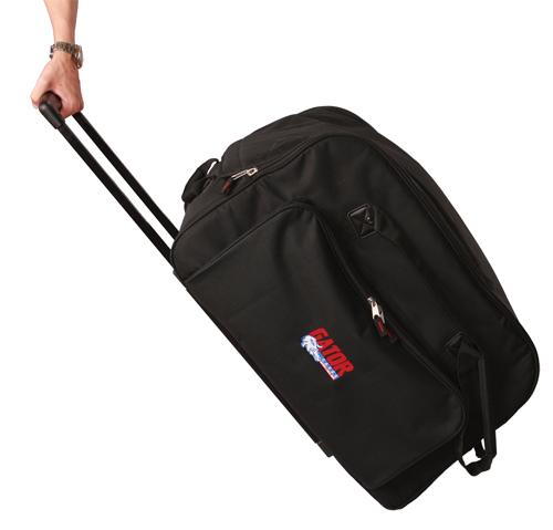 "Rolling Bag for Small Format 12"" Speaker"