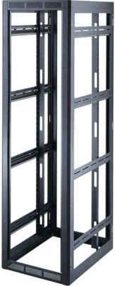 "40-Space, 25-3/4"" D Rack without Rear Door"