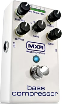 Bass Compressor Effects Pedal