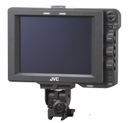 Studio Viewfinder with Camera Menu