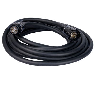 100' 20A 6-Circuit Multi-Cable Extension