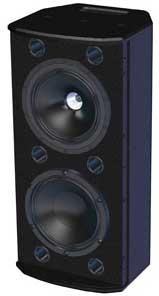 """8"""" Speaker, Black, 8001-6340"""
