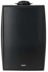 "4"" Surface Mount Speaker in Black"