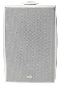 """4"""" Surface Mount Speaker, White, 8001-6711"""