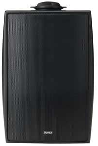 "4"" Surface Mount Speaker, Black 8001-6720"
