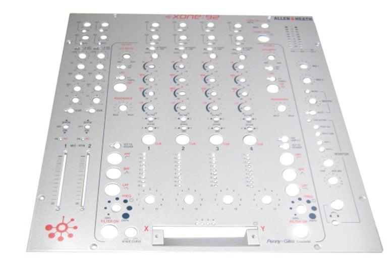 Allen & Heath-Xone AA5336 Allen & Heath/Xone Mixer Faceplate AA5336