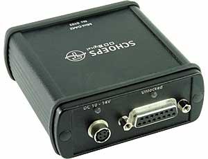Powering Box, AES42