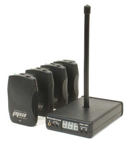 Value Pack System with T27 Transmitter and 4 R37 Receivers