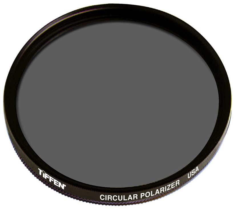 Circular Polarizing Filter, 37MM