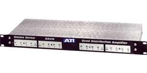 Quad 1x4 Distribution Amplifier