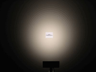 Holographic Lens, 30deg, Black