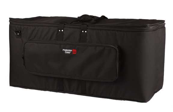 """28""""x16""""x16"""" Padded Electronic Drum Kit Bag from Protechtor"""