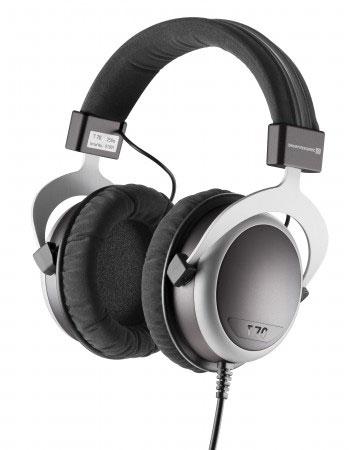 Closed Back, Premium Hi Fi Headphones, 250 Ohm
