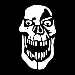 Steel Gobo, Skull