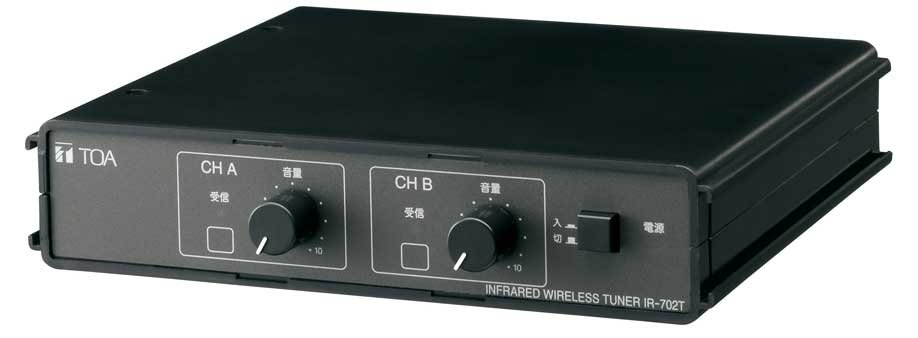 Tuner, 2-Channel, Requires a Receiver