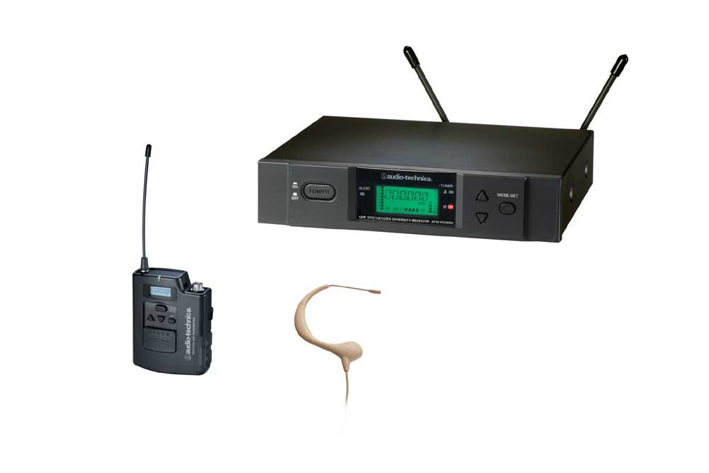 Wireless Headset Microphone System, I Band