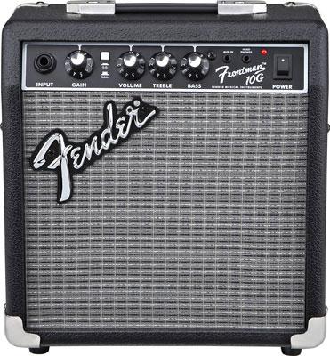 10W Guitar Amplifier