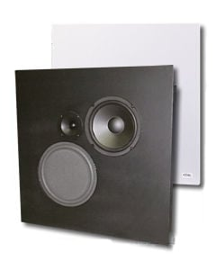 Speaker, 2-Way Performance w/ Backbox