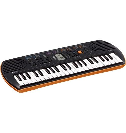 44-Key Keyboard with 100 Tones & 50 Rhythms