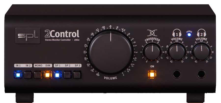 Speaker/Headphone Controller