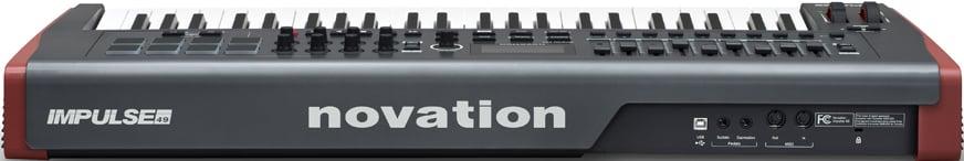 49-Key USB MIDI Controller Keyboard