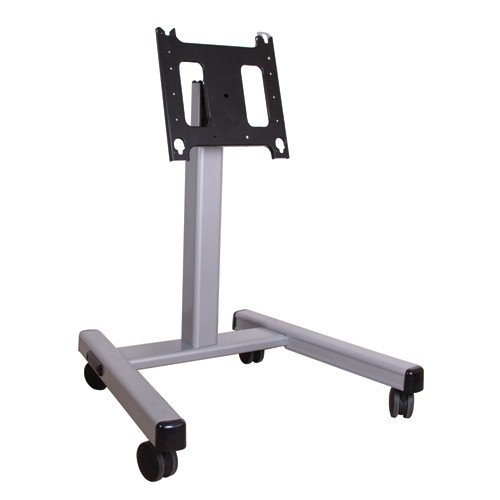 Chief Manufacturing MFM6000B Medium Confidence Monitor Cart 3' to 4' Without Interface, 15-45 Degree Tilt MFM6000B