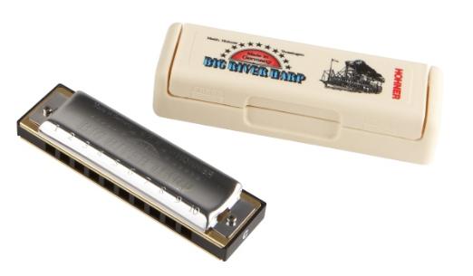 Hohner 590-HH01 Big River Holder Pack with Neck Holder 590-HH01