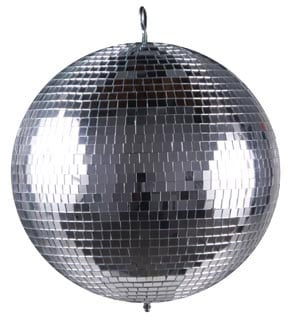 "ADJ M-1212 12"" Glass Mirror Ball M-1212"
