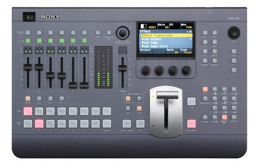 Compact Audio/Video Mixing Switcher