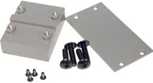 Horizontal Joining Kit for Rack-Mounting 2x Portico Modules in 1RU