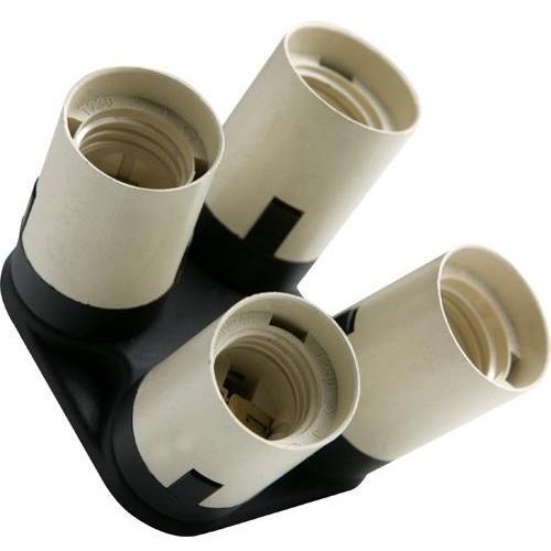4 Socket Adapter