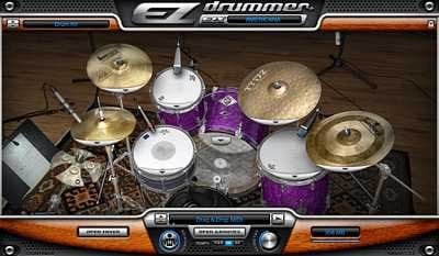Americana Drum Expansion for EZdrummer/Superior Drummer