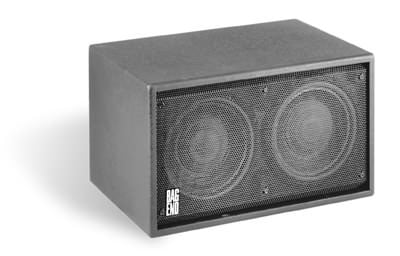 High Output Self-powered Dual Speaker Sub