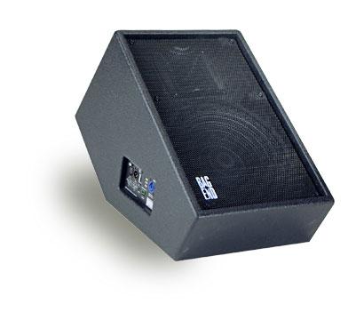 Compact Portable Full Range Loudspeaker, 200 Watt @ 8ohms