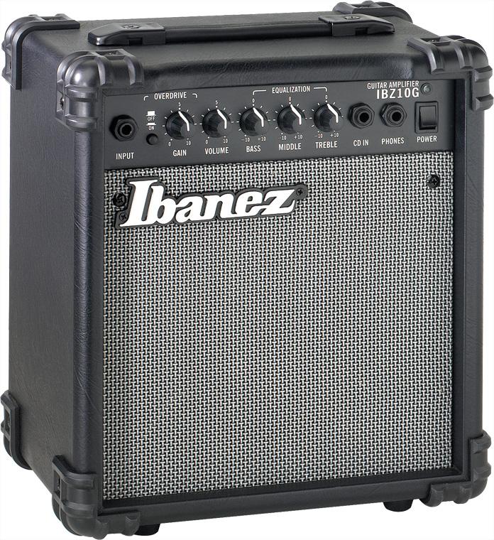 10W Guitar Combo Amp