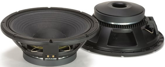 "15"" Low Frequency Transducer Woofer"