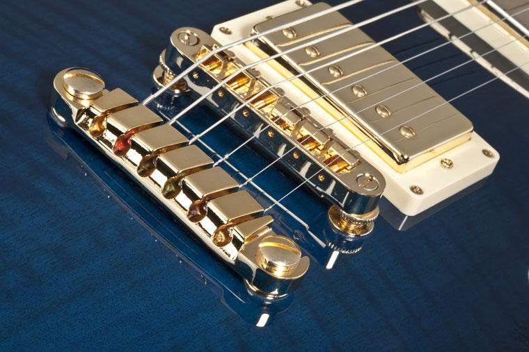 Ibanez AS93 BLS Semi-Hollowbody Electric Guitar Blue Sunburst  AS93BLS